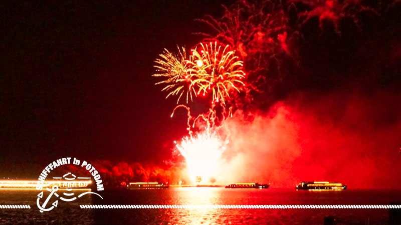 Havel in Flammen mit musikalischer Live-Unterhaltung incl. 3 Gänge-Menü
