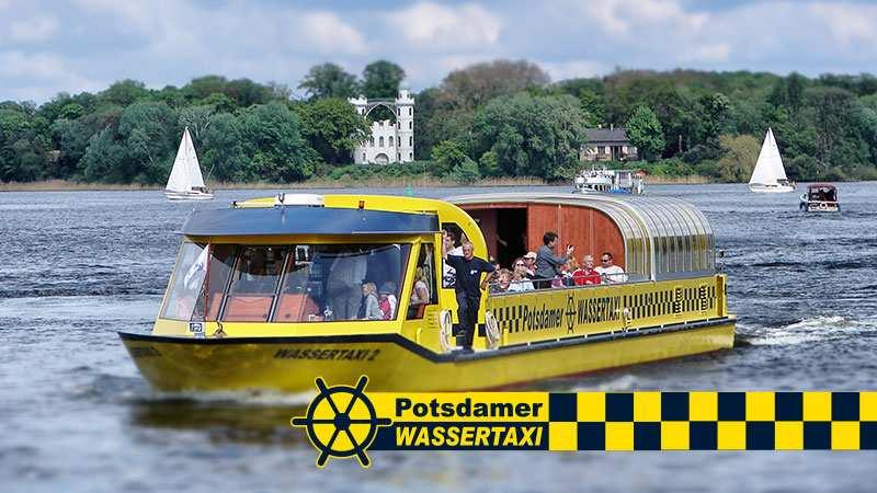 Linienverkehr Wassertaxi