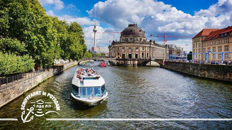 Tagesfahrt durch die Berliner Innennstadt